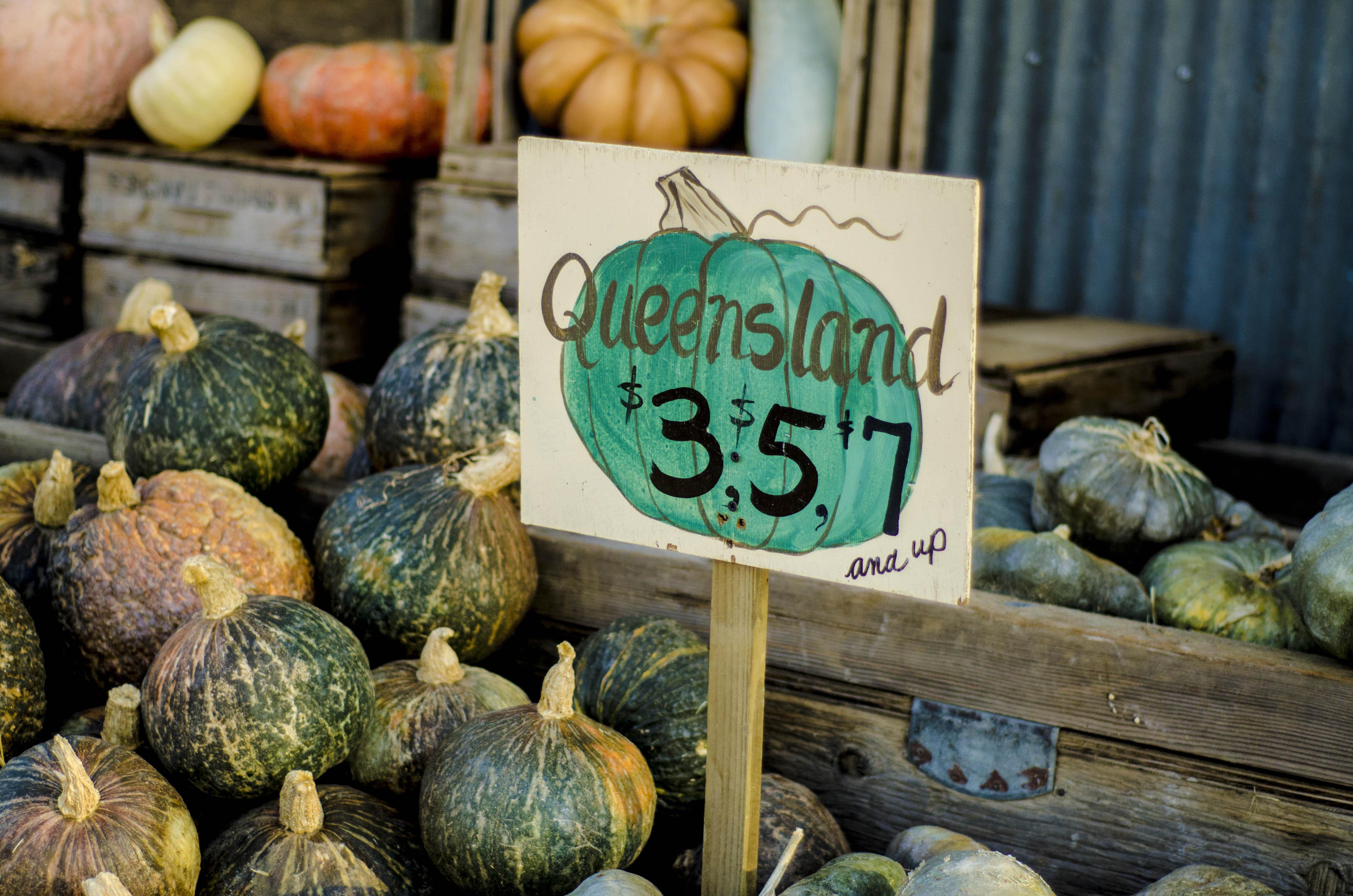 Queensland Heirloom