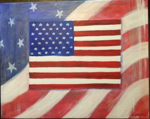 May 24th- Old Glory